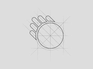 Sviluppo e costruzione logo per società sportiva
