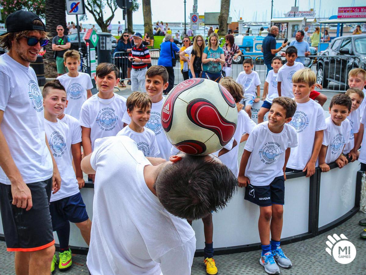 Rapallo Soccer Day - freestyle gabbia 1vs1