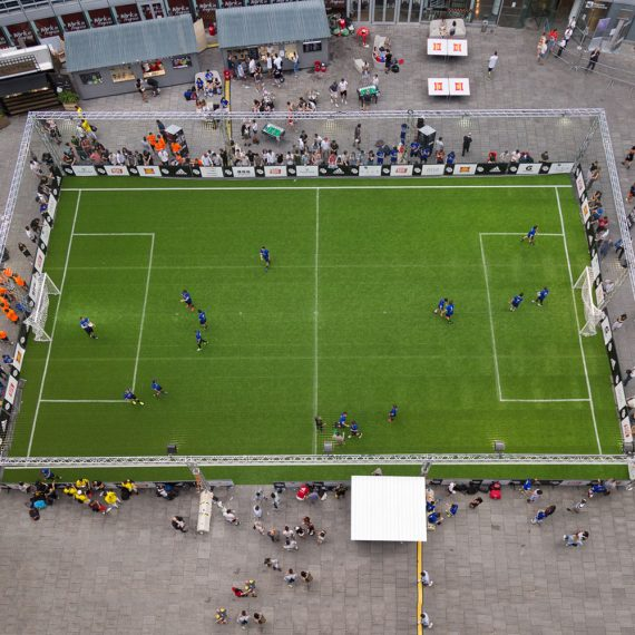 Copertina evento Santa Soccer Cage by MiGames