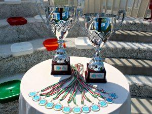 Medaglie e trofei coordinati