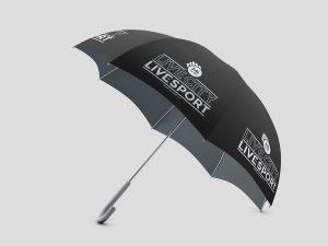 Ombrello personalizzato con logo o claim