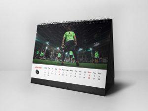 Calendario personalizzato per squadre e società sportive