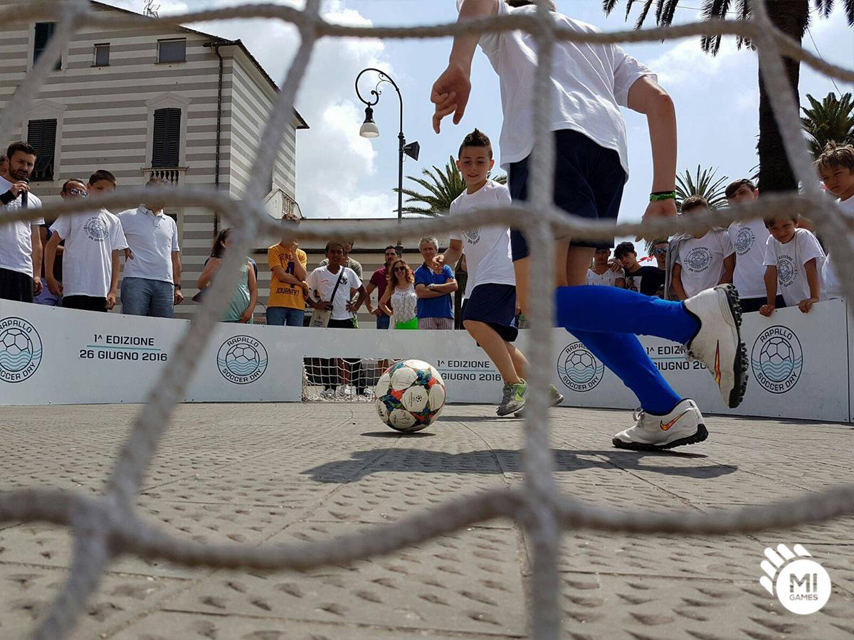 Panna 1vs1 - Torneo Rapallo Soccer Day 2016
