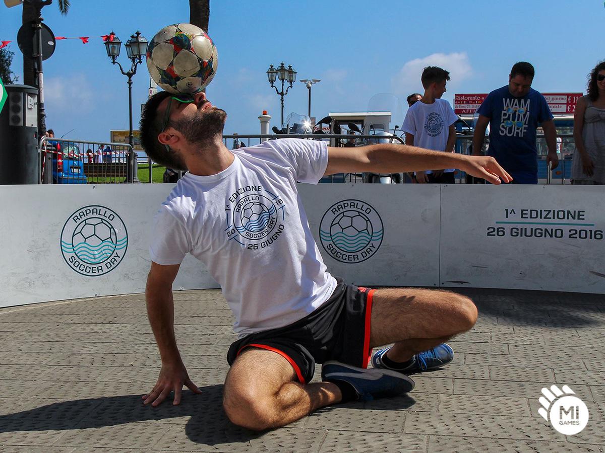 Panna soccer 1vs1 - freestyler