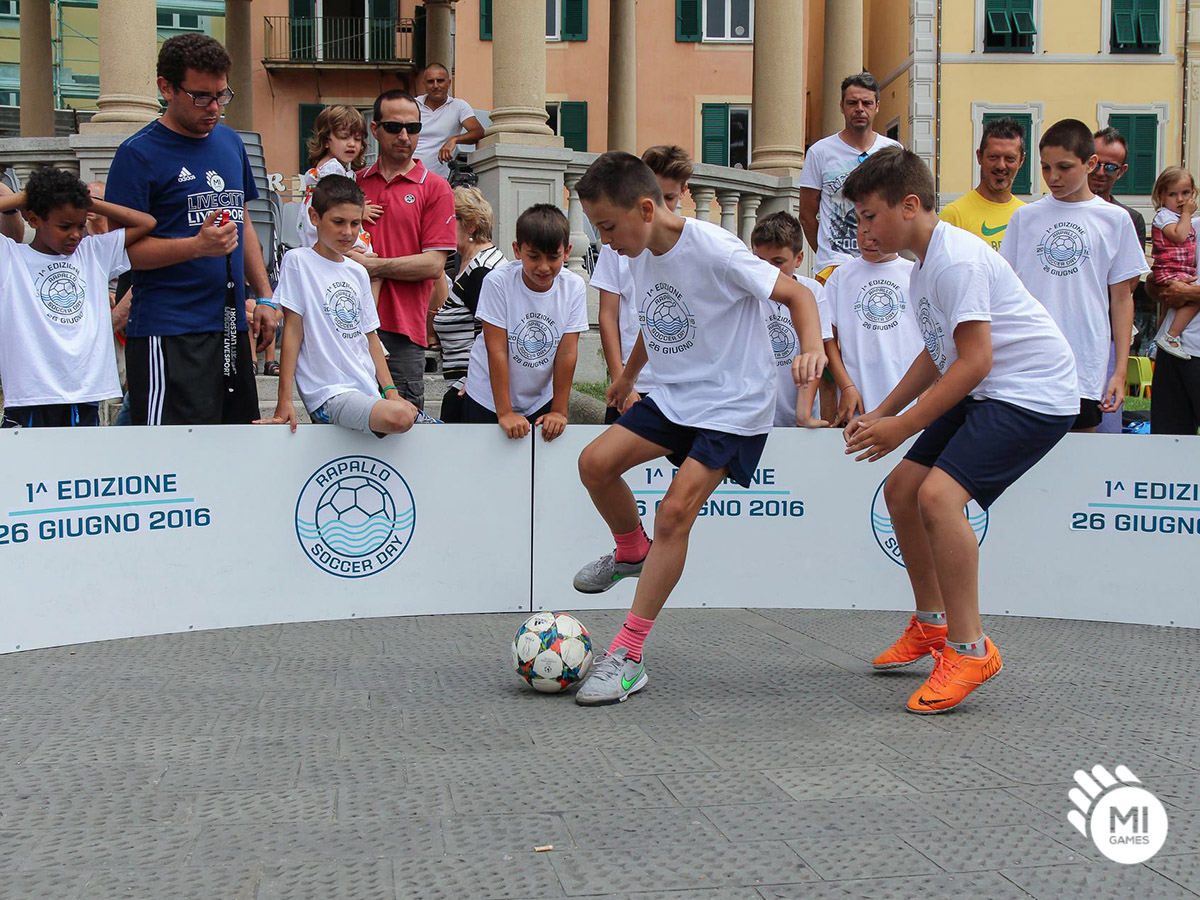 Panna 1vs1 - torneo a Rapallo