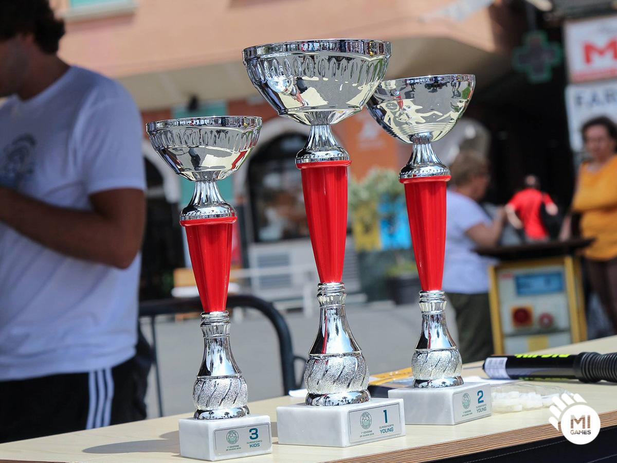Coppe personalizzate per Rapallo Soccer Day