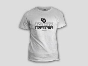 T-shirt maglietta tecnica da gioco personalizzata