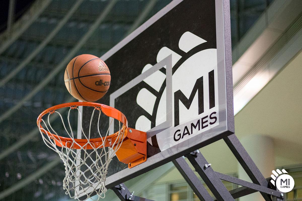 Personalizzazione tabellone da basket